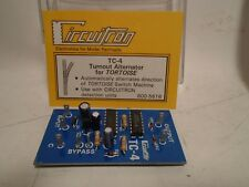 CIRCUITRON #TC-4 TURNOUT ALTERNATOR FOR TORTOISE SWITCH MACHINES NEW IN BOX