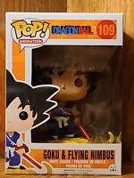 FUNKO POP! DRAGON BALL: GOKU & FLYING NIMBUS #109