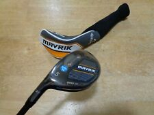 New Left Hand Ladies CALLAWAY Mavrik Max W # 5 HYBRID WOOD 27* Hybrid LH Womens