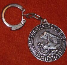 Porte-clé Keychain PRIMIOR VIN de la MORT Pressoir Gros rouge qui ronge le foie