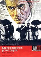 Sbatti Il Mostro In Prima Pagina Con G.M. Volonte' - Dvd Fuori Catalogo Nuovo