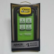 Otterbox Armor Resistant Water proof Case For Samsung Galaxy S III S3 I9300 Neon
