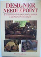 DESIGNER NEEDLEPOINT. By KAFFE AND SUSAN DUCKWORTH. FASSETT