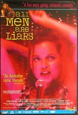 All Men Are Liars (1995) Australian One Sheet TONI PEAREN