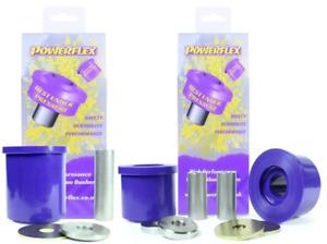 For BMW, Powerflex Rear Diff Bush Kit PFR5-6031/6032 F10 F11 F07 GT F06 F12 F13