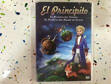 EL PRINCIPITO DVD EL PLANETA DEL TIEMPO + EL PLANETA DEL PAJARO DE FUEGO