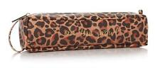 """Holy Chic Leopard Skin Hair Tongs Straighteners bag case """"On the Prowl"""" 87658"""