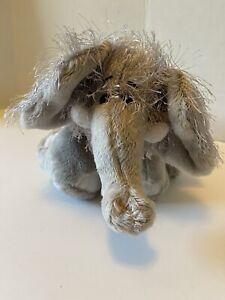 GANZ Webkinz HM007 Elephant Stuffed Animal Toy ~ NEW with Sealed Code
