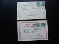 ALLEMAGNE - 2 cartes (cy96) germany