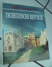 Herz Europas - Tschechische Republik von Jirí Meixner & Zdenka Meixnerová