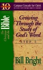 The Christian and the Bible (Ten Basic Steps Toward Christian Maturity, Step 5)