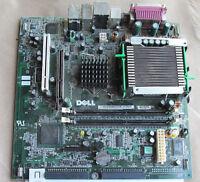 DELL 0K0057 MOTHERBOARD + 2.40 GHz PENTIUM 4 CPU
