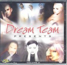 DREAM TEAM CD Presents Grudi Balkanske Kumovi Hit Moby Dick Troje Suzana Pragma
