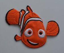 Disney Dibujos Animados Película Buscando a Nemo Bordado Iron / Parche para