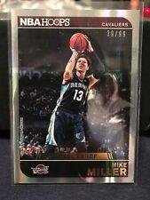 2014-15 Hoops Artist's Proof Cavaliers Mike Miller Card #195 Serial 39/99