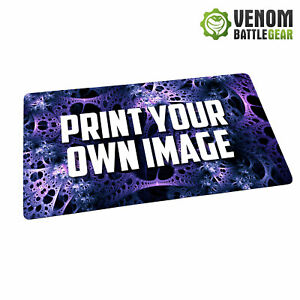 Custom Playmat Fabric - Your Own Art - YuGiOh Mtg Magic - Pokemon - Digimon UK