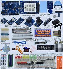 Kit básico Edición Completa R3 (Arduino uno-compatible) RFID Servo PIR Adaptador