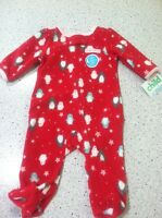#2071 VALENTINE LOVE THE LITTLE THINGS GIRL 0-3 MONTH BODYSUIT//RED PANTS SET NEW