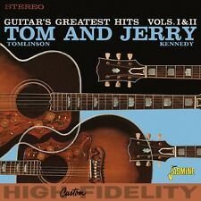 TOM & KENNEDY,JERRY TOMLINSON - GUITAR'S GREATEST HITS VOL.1 & 2  CD NEU