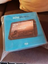 Amazon Echo Show 8 - Black - Brand New - Never Opened