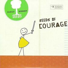 SEEDS FAMILY WORSHIP - Seeds Family Worship: Seeds Of Courage, Vol. 1 - CD - NEW