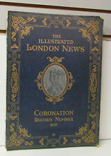 The Illustrated London News- Coronation Record Number 1937 ~ 5/-
