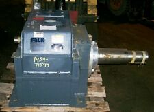 Falk, 200 Hp Gearbox, Input Rpm 1800, Out Rpm 510.2, Ratio 3.527, Style Parallel