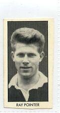 (Jf317-100) Thomson , Football stars of 1959, Ray Pointer, 1959, #39