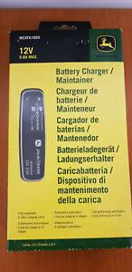Genuine John Deere Battery Charger Maintainer 12v MCXFA1650 Ride-on Mower ATV