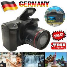 SLR Digital Kamera 1080P HD TFT Spiegelreflexkamera 16X Zoom Digitalkamera CMOS