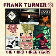The Third Three Years by Frank Turner (CD, Nov-2014, Xtra Mile Recordings)