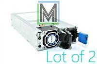 LOT OF 2: CISCO N9K-PAC-650W-B 341-0623-01 NEXUS 9300 650W AC POWER SUPPLY