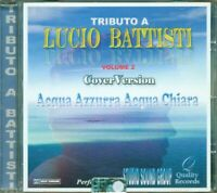 Tributo A Lucio Battisti Cover Versions Cd Perfetto
