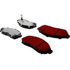 Disc Brake Pad Set-PQ PRO Brake Pads Front Centric 500.10940
