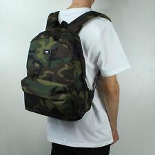 Vans Old Skool Backpack/Rucksack for School/Work/Travel – Camo/Black
