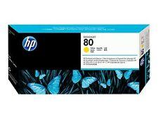 HP Druckkopf Druckkopfreiniger C4823A Yellow V4-00