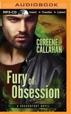 Dragonfury: Fury of Obsession 5 by Coreene Callahan (2015, MP3 CD, Unabridged)