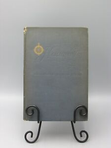 1950 Hammond's Complete World Atlas Maps Illustrated 1st Edition Book bk3082