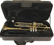Vintage Rare Hisonic Trumpet #LA01435 With Case
