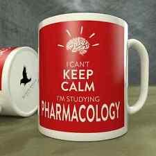 No puedo mantener la calma que estoy estudiando Farmacología-Taza