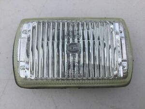 Vintage Hella 155 Fog Light Quartz Halogen Insert Jaguar Porsche Ford