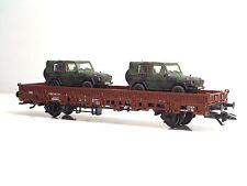 """MÄRKLIN 46954 DB  Carro Kbs + 2x """"WOLF""""  4MFOR - Scala 1:87"""