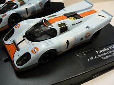 Carrera Evolution 27516 Porsche 917k J.W. Automotive Engineering Daytona Gulf