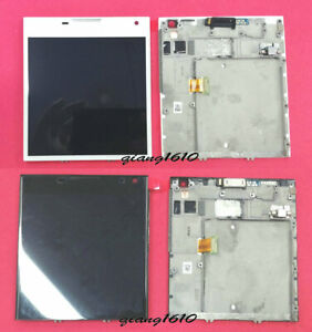 u LCD Display Touch Screen Assembly+Frame For BlackBerry Passport Q30 SQW100-1