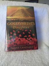2009 First THE GOLDSMITHS DAUGHTER Tanya Landman Aztec Mexico Cortez Montezuma