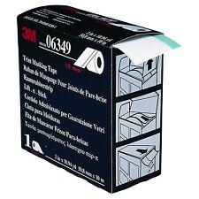 AUTO BODY SHOP PAINT 3M 6349 TRIM MASKING TAPE LIFT N STICK 10.94YD MOLDING LIFT