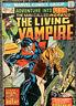 ADVENTURE INTO FEAR # 20 1st MORBIUS THE LIVING VAMPIRE SOLO BOOK Key MOVIE VG