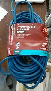 ACE Extension Cord 100 Feet medium  Duty 14 gauge 13 AMP Extreme Weather Outdoor