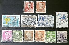 Denmark Used Stamps (No 1648)