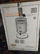 Kero-Sun Omni 105 Portable Kerosene Heater 23,000 btu's Made in Japan Never Used